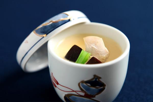 蒸し物(茶碗蒸し)