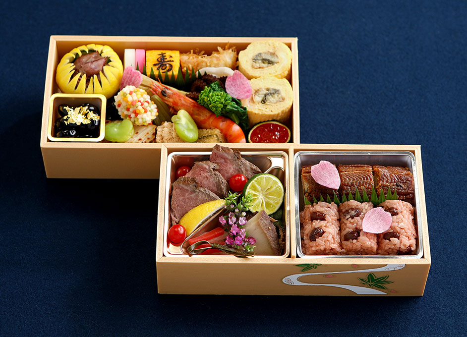 ご婚礼用お持ち帰り用お弁当 5,500円(税別)
